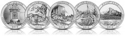 2010 America the Beautiful Silver Bullion Coins