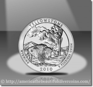 Yellowstone Silver Bullion Coin