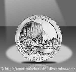 Yosemite Silver Bullion Coin