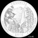 Yosemite Silver Coin Design Candidate CA-02