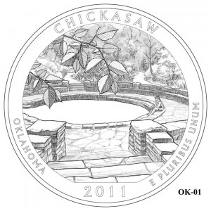 Chickasaw Coin Design Candidate OK-01
